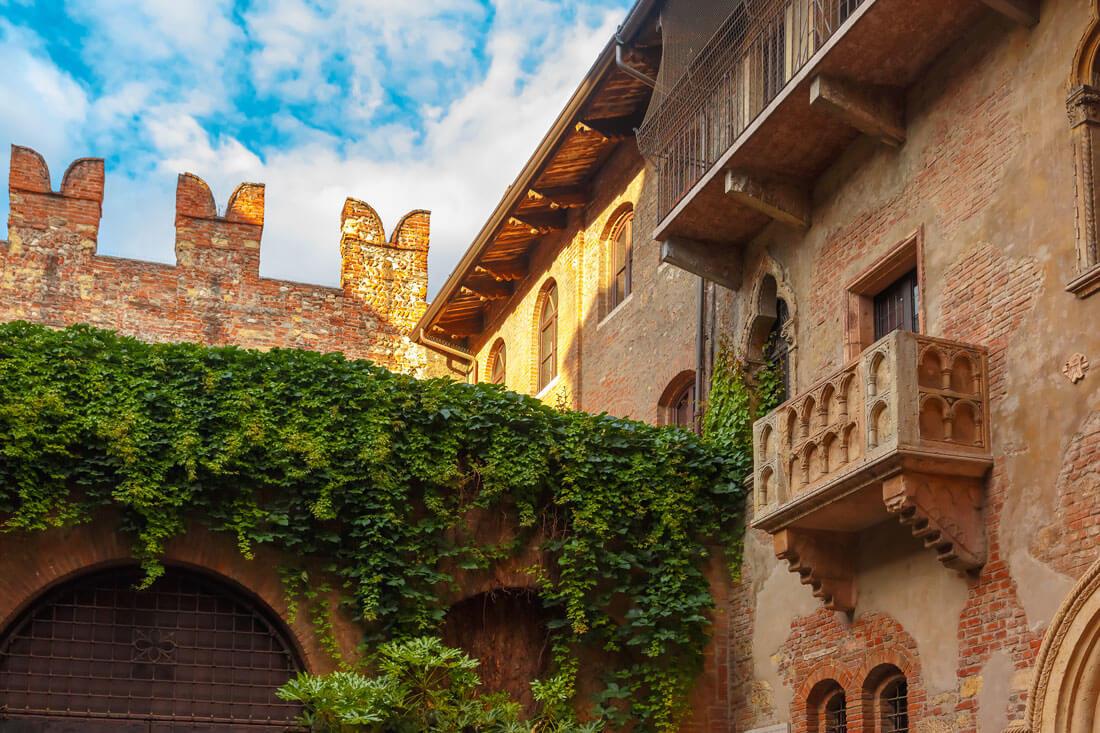 balkon Romeo en Julia
